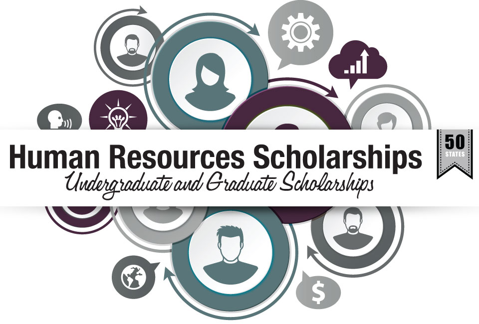 human resources scholarships | undergraduate and graduate