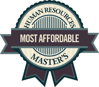 Best Value Human Resource Master's Programs for 2018-19